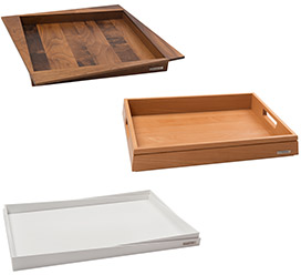 Show Wooden Tablets
