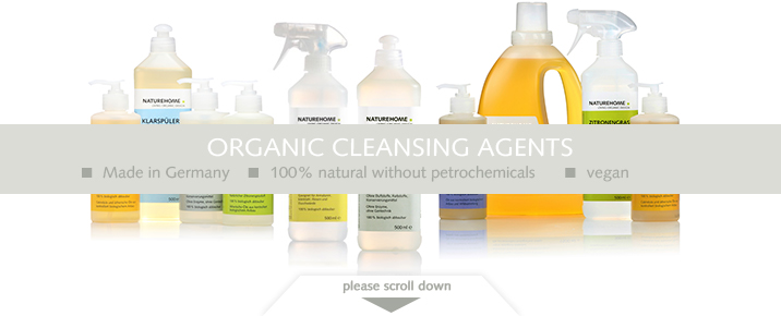 Organic Cleaning Agents