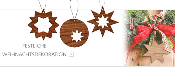 >> Weihnachtsaccessoires