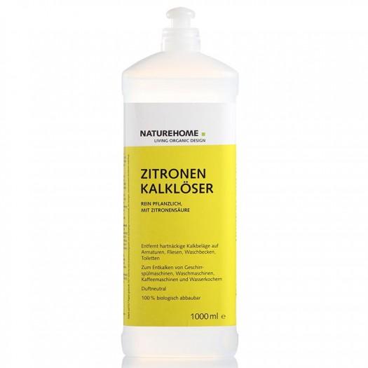 Lemon organic limestone remover 1,0 L