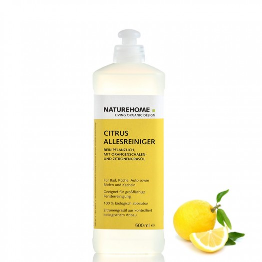 Citrus organic universal cleaner 500 ml