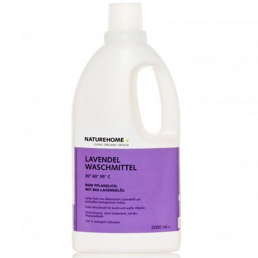 Bio Waschmittel Lavendel 2L