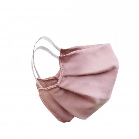Mouth and nose mask, pink