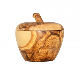 Bowl with a magnetic designed apple top10 cm