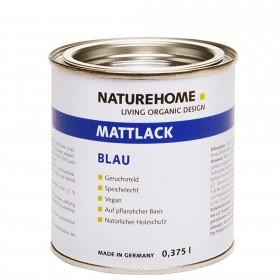 matt varnish blue 375 ml