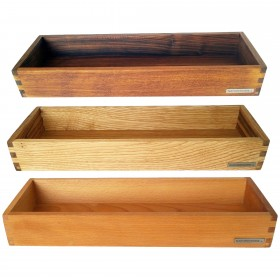 Candle tray wood various sizes and colors