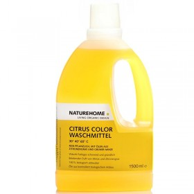 Citrus Color organic detergent 1,5 L