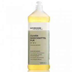 Allergy organic-olive-mild detergentl PUR 1,0 L