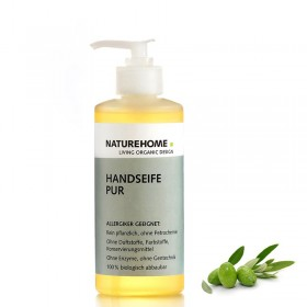 Allergy organic hand soap PURE 300 ml