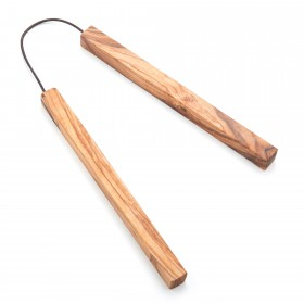 "Olive Wood Trivet 7.5""  / 19 cm"