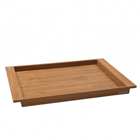 Wooden tray oak NH-E 64,5 x 43 cm