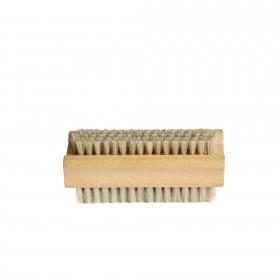 Wooden bath brush / nail brush