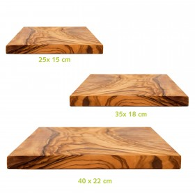 Chopping Board olive wood, div. sizes