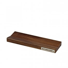 "Pen Tray ""Skript"" Walnut Tree"