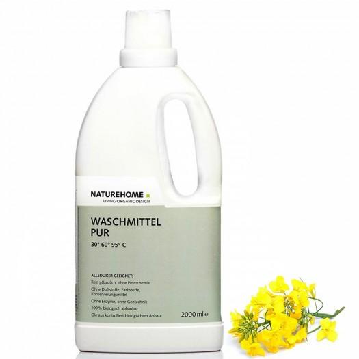 Allergiker Bio Waschmittel PUR 2,0 L