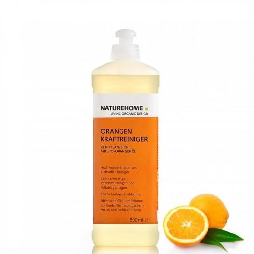 Bio Kraftreiniger Orangen 500 ml