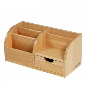 Office Butler Schreibtisch-Organizer CLASSIC Buchen-Holz
