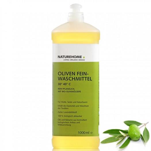 Bio Feinwaschmittel Olive 1,0 L