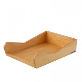 Ablage SKRIPT Buchen-Holz DIN A4