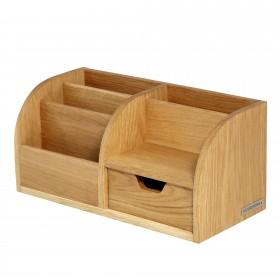 Office Butler Schreibtisch-Organizer CLASSIC Eichen-Holz