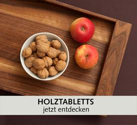 Holztabletts