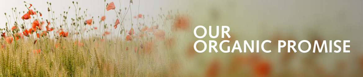 Our Organic Promise