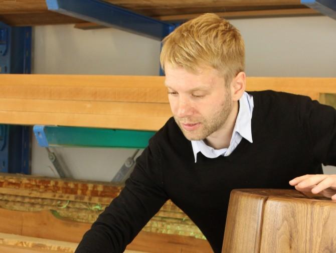 NATUREHOME-Produktmanager Oliver