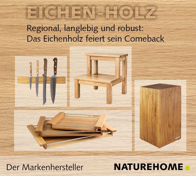 Eichenholz Trend