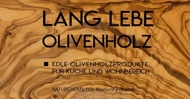 Lang lebe Olivenholz: 5 Gründe, warum Olivenholzprodukte in jede Küche gehören