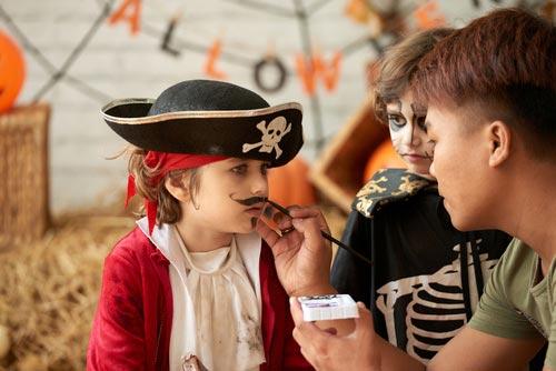 Pirat Schminke