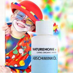 Vegane Schminke + Abschminköl