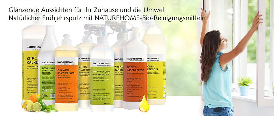 Bioreinigungsmittel von NATUREHOME