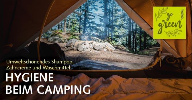 Nachhaltig Camping