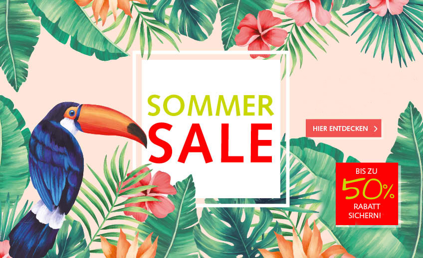 Special Sommer SALE