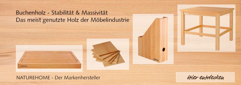 Buchen-Holz