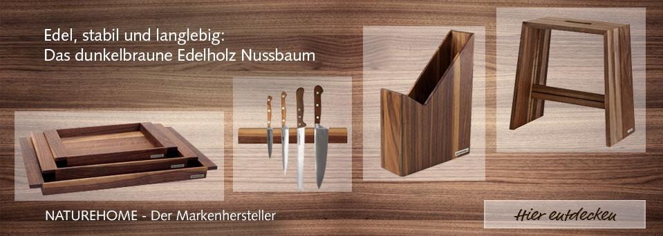 Nussbaum Holz