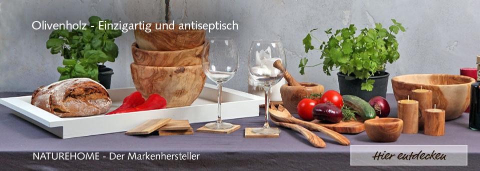Olivenholz-Produkte
